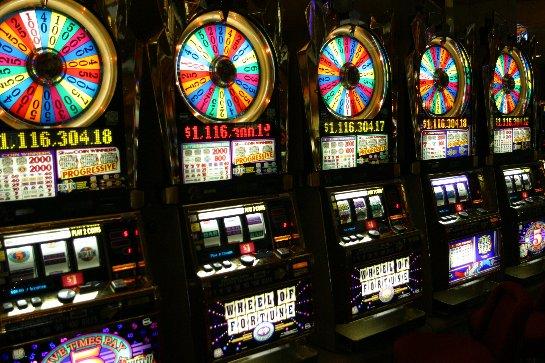 «Игровые автоматы» — лучшее место для азартных игр