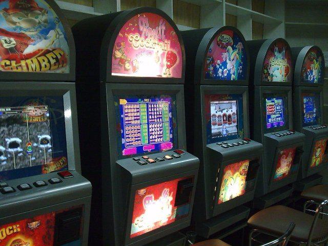 Бесплатный зал игровых устройств