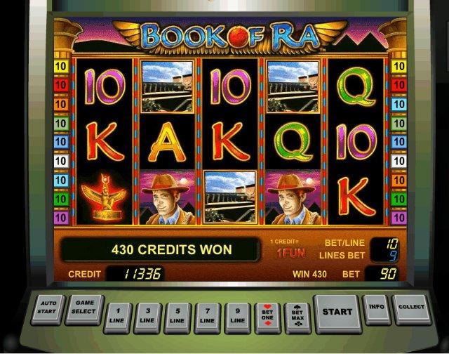 Игровые автоматы в казино Вулкан с выводом средств