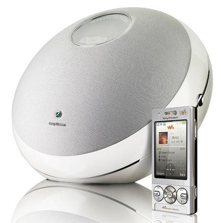 Беспроводная аудиосистема Sony Erіcsson MBS-900