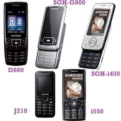 Samsung - первый по продажам мобильников в США