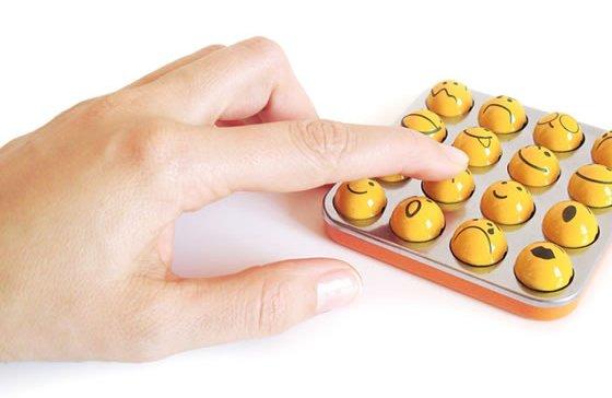 смайлики на клавиатуре: