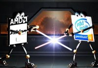Intel снова опережает AMD