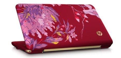 Нетбук HP Mini 1000 Vivienne Tam Edition для гламурных девочек