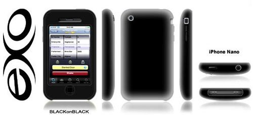 Интрига с чехлами для iPhone Nano