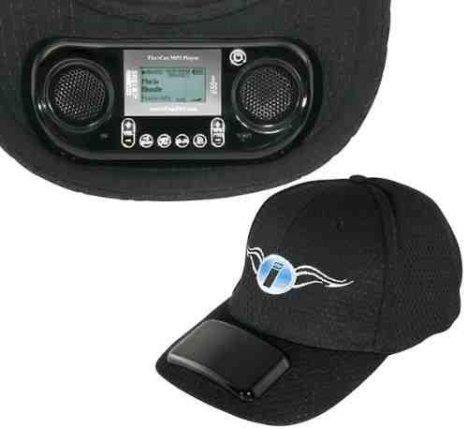 MP3-плеер для кепки - iCap
