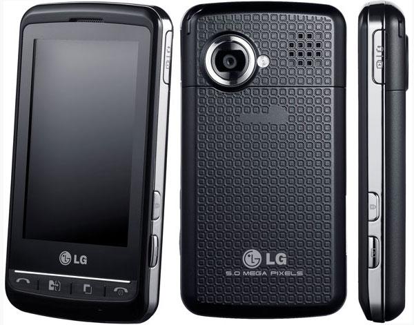 Touch-phone LG KS660 Dual-SіM