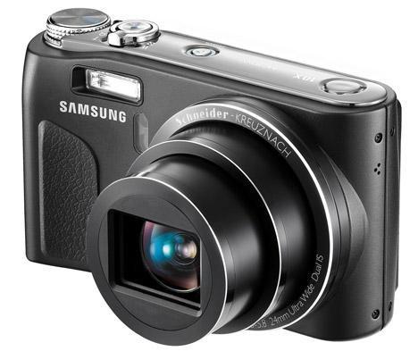 Samsung HZ10W с 10-кратным зумом