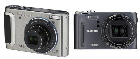 Samsung TL320 и HZ15W