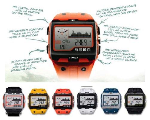 Timex WS4 Expedition - полезные часы