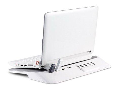 Choiix Mini Air-Through — охлаждаем нетбук