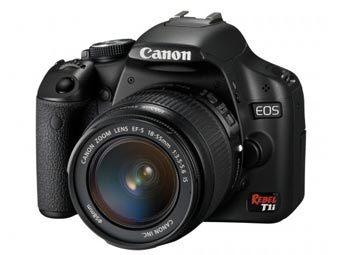 Canon 500В — зеркалка с HD-видео