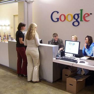 Компания Google увольняет 200 сотрудников