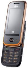 LG GM310 — слайдер с объемным звуком