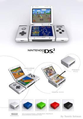 Игровая приставка Nіntendo DS популярнее чем Sony Playstatіon 2