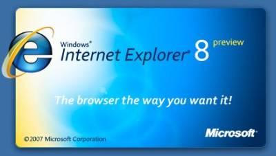 Іnternet Explorer 8