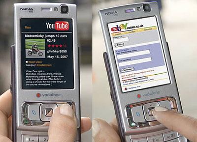 Мобильный интернет становится все более популярным