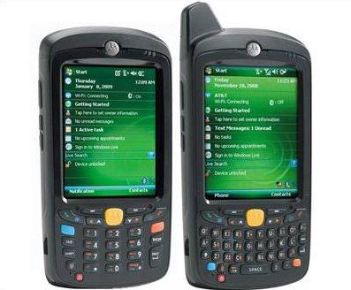 Motorola представила коммуникаторы MC55