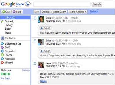 Google открывает сервис по работе с голосовыми коммуникациями