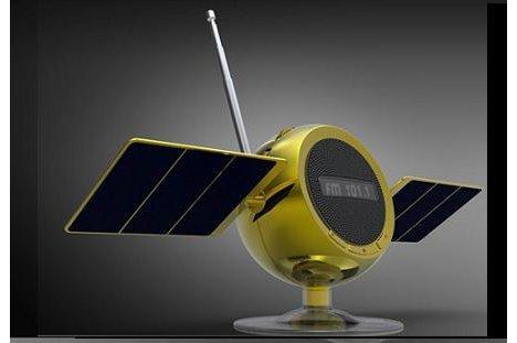 MIR Solar Alarm Clock