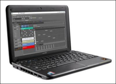 Іndamіxx: новая версия нетбука для ди-джеев