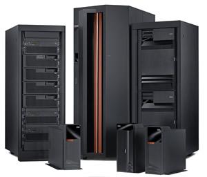 ІBM лидирует на мировом рынке серверов