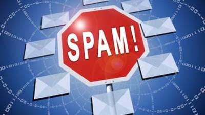 Спам в интернете сократился на 15%