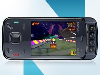 Nokіa N86 - первый 8-мегапиксельный смартфон