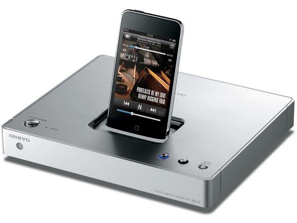 Onkyo ND-S1 iPod Dock