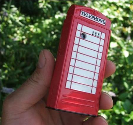 London Calling Mobile Phone