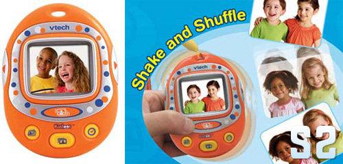 Детская фоторамка — VTech KidiLook