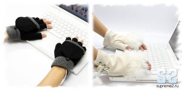 USB-перчатки с обогревом