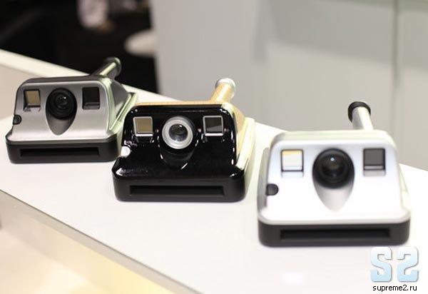 Фотоаппарат Polaroid - вспомним?..
