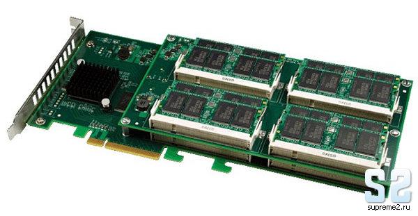 Твердотельный SSD накопитель