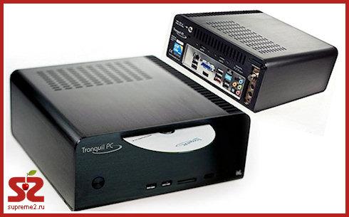 Компактный компьютер Tranquil PC iXL