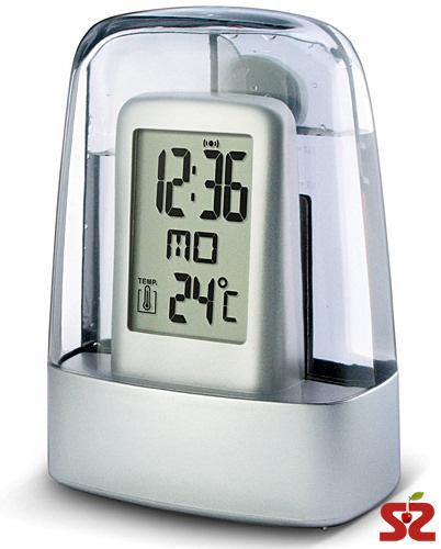 Часы на воде — Water Powered Clock