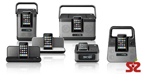 Док-станции для iPhone от TDK
