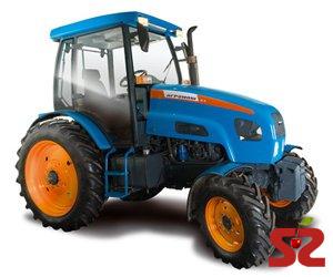 Российские трактора оборудуют ГЛОНАСС