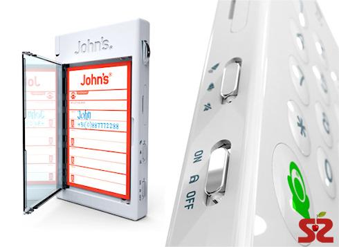 John's Phone – просто телефон