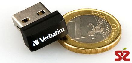 Мини-флешка от Verbatim