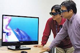3D AMOLED-дисплей
