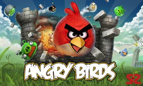 """Игру """"Angry Birds"""" для iPhone скачало более 10 миллионов"""