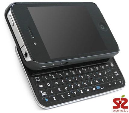 Нужна ли клавиатура к Apple iPhone?
