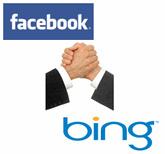 Bing расширяет интеграцию с Facebook