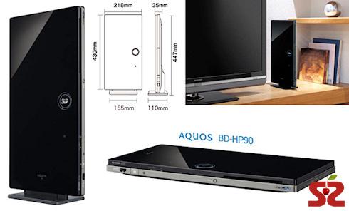 Сверхтонкий Blu-ray BD-HP90