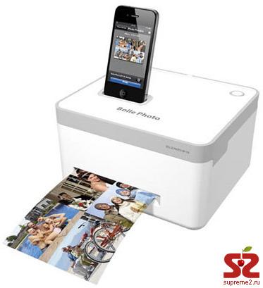 Bolle BP-10 — принтер для iPhone