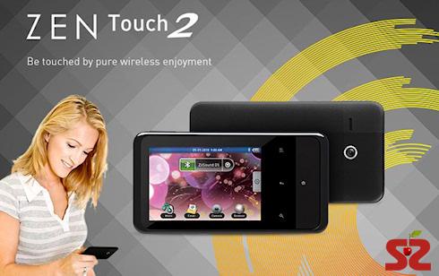 Creative Zen Touch 2