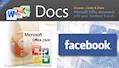 Facebook получил интеграцию с Office.com и Docs.com
