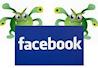 20% пользователей Facebook подвергались заражению вирусами