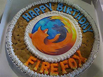 Браузеру FireFox исполнилось 6 лет